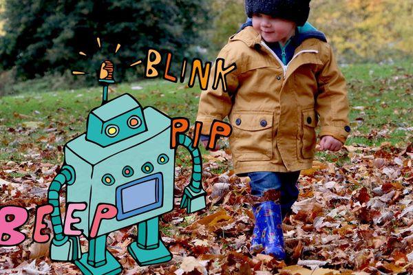 Farliga leksaker - del 2: leksaker som blinkar eller låter