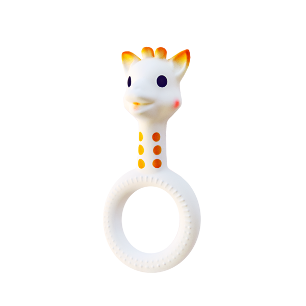 Sophie the Giraffe bitring