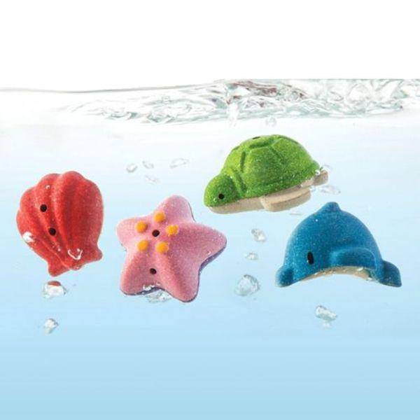 Sea Life Bath Set
