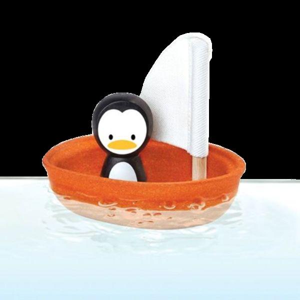 Sailing boat - Penguin