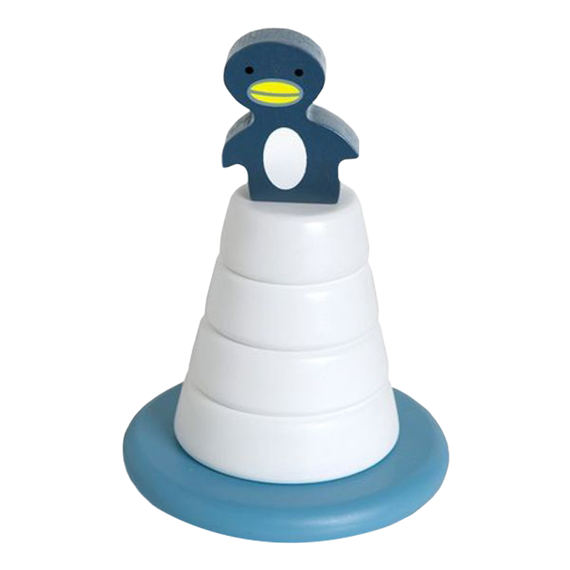 Stapeltorn Pingvin