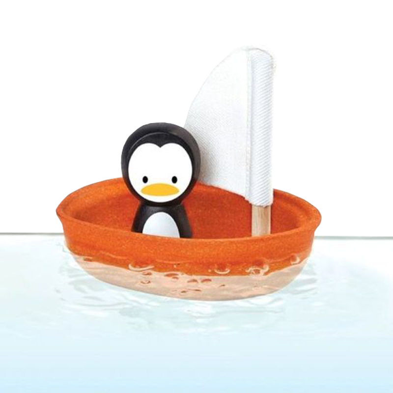 Sailing boat - Penguin